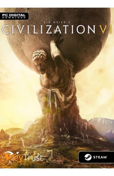 Civilization VI - Steam Global CD KEY