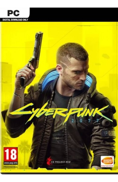 Cyberpunk 2077 - GOG.com Global CD KEY