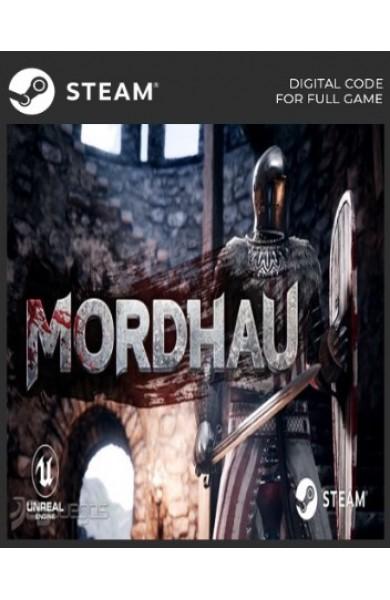 MORDHAU - Steam Global CD KEY