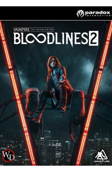 Vampire: The Masquerade - Bloodlines 2 - Steam Global CD KEY