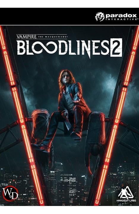 Vampire: The Masquerade - Bloodlines 2 - Steam VPN AKTIVACIJA