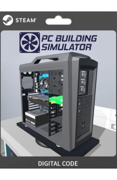 PC Building Simulator - Steam Global CD KEY