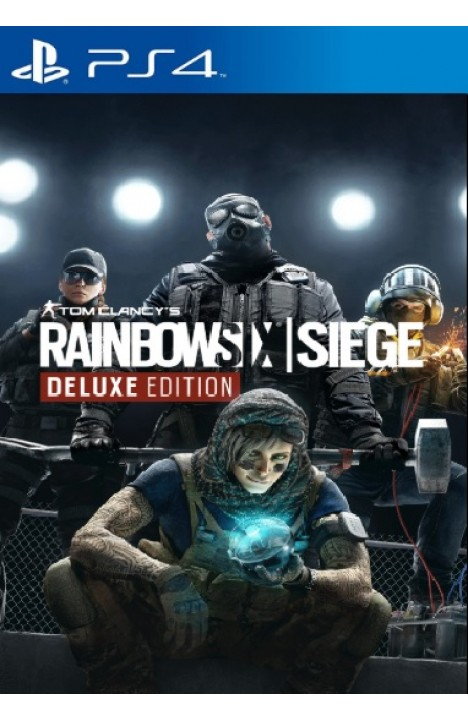 Tom Clancys Rainbow Six Siege Deluxe Edition