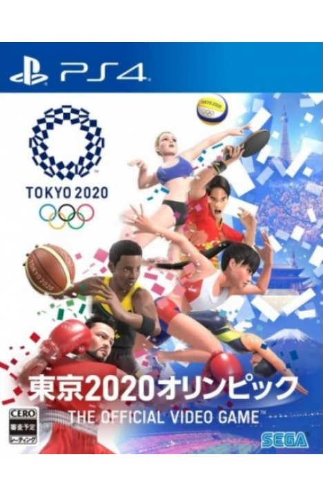 Olympic Games Tokyo 2020 - The Official Video Game INSTANT DOSTAVA SA PayPal/Credit Cards
