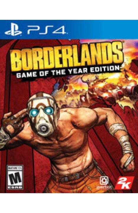 Borderlands: Game of the Year Edition INSTANT DOSTAVA SA PayPal/Credit Cards