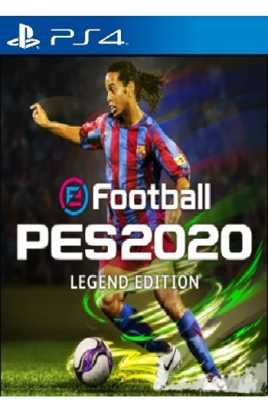 eFootball PES 2020 Legend Edition - PS4 (DIGITAL CODE) Germany
