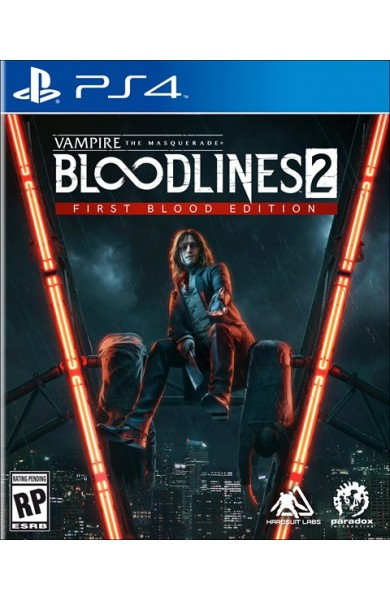 Vampire: The Masquerade Bloodlines 2 - PREORDER