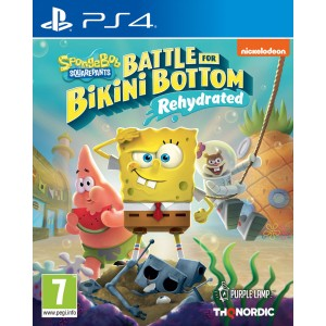 SpongeBob SquarePants: Battle for Bikini Bottom - Rehydrated INSTANT DOSTAVA SA PayPal/Credit Cards