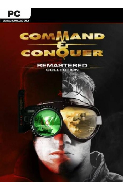 Command & Conquer Remastered Collection - OFFLINE ONLY
