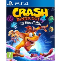 Crash Bandicoot 4: It's About Time PRE-ORDER