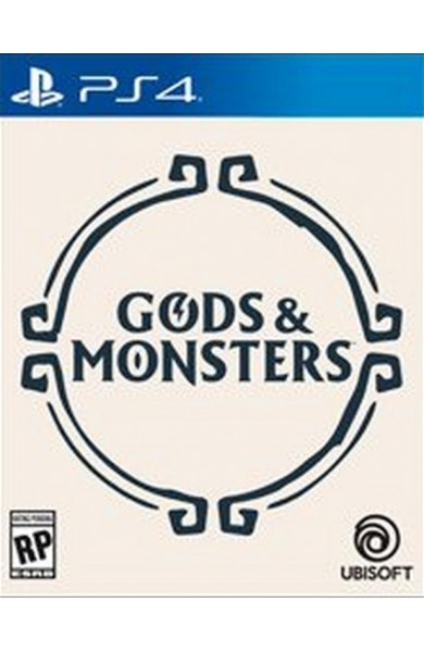 Gods And Monsters PRE-ORDER