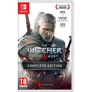 The Witcher 3: Wild Hunt — Complete Edition USA Digital Code Switch