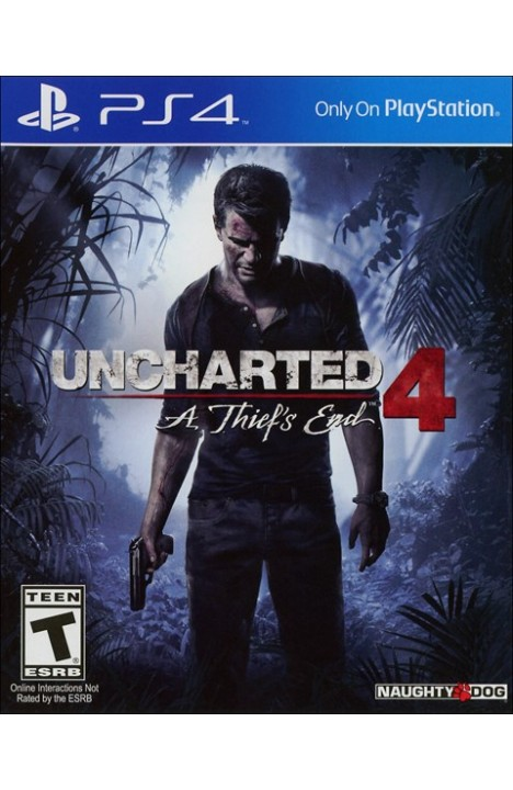 Uncharted 4: A Thiefs End INSTANT DOSTAVA SA PayPal/Credit Cards