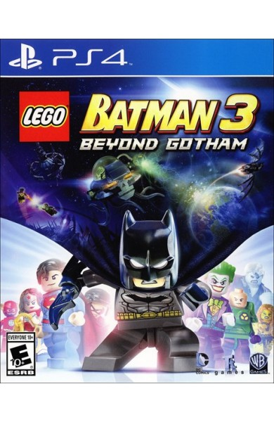 Lego Batman 3 - Beyond Gotham INSTANT DOSTAVA SA PayPal/Credit Cards