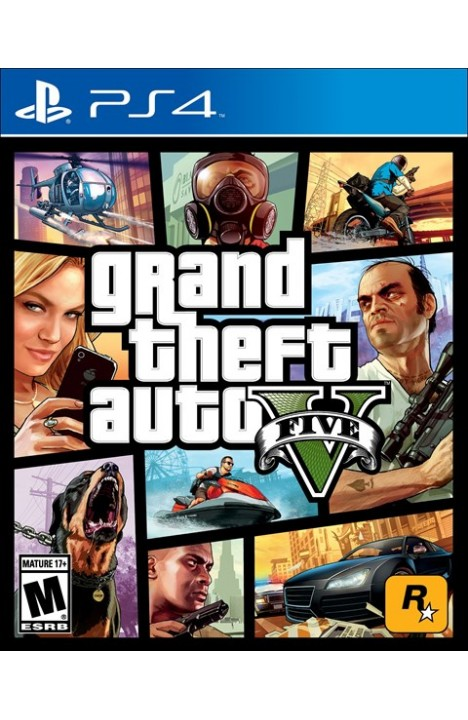 Grand Theft Auto GTA 5 V INSTANT DOSTAVA SA PayPal/Credit Cards