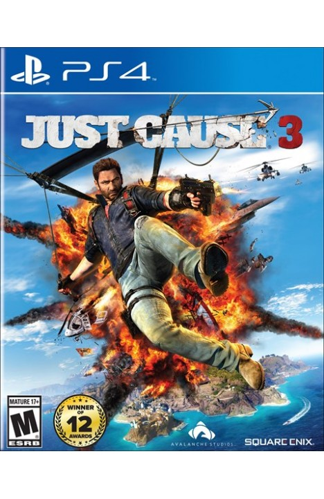 Just Cause 3 INSTANT DOSTAVA SA PayPal/Credit Cards