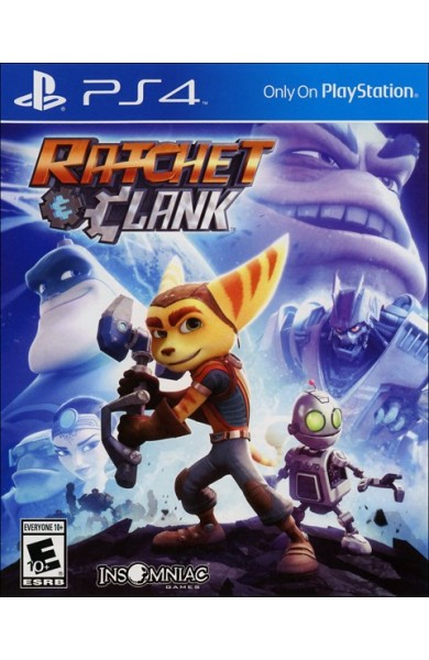 Ratchet & Clank INSTANT DOSTAVA SA PayPal/Credit Cards