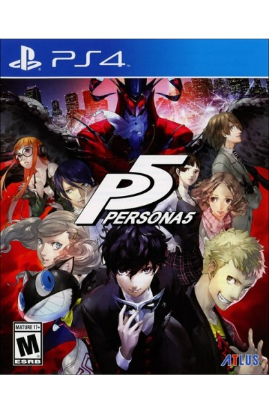 Persona 5 INSTANT DOSTAVA SA PayPal/Credit Cards