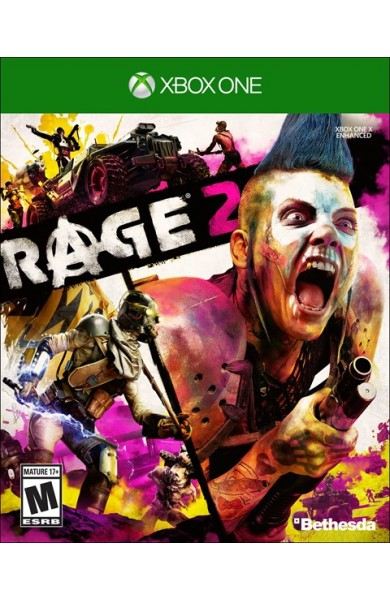 Rage 2 (XBOX ONE) OFFLINE ONLY