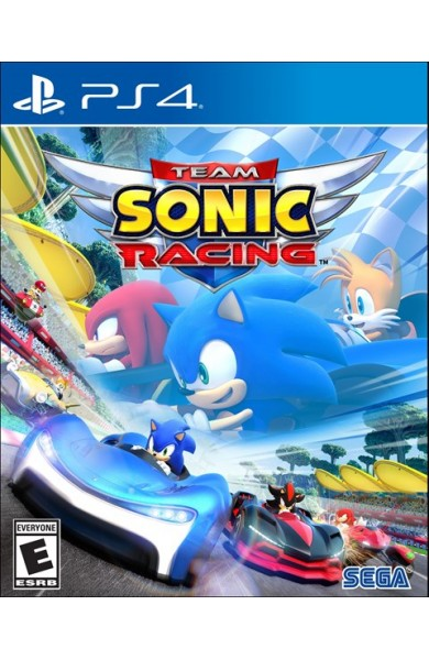 Team Sonic Racing INSTANT DOSTAVA SA PayPal/Credit Cards