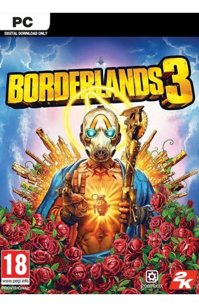 Borderlands 3 - Epic Games Launcher Global CD KEY