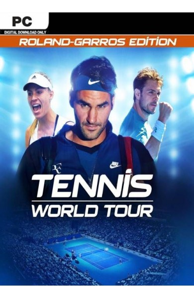 Tennis World Tour: Roland-Garros Edition - Steam