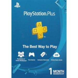 PlayStation PS Plus 1 Mesec
