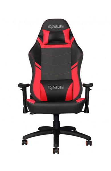 Gejmerska stolica Spawn Knight Series Red