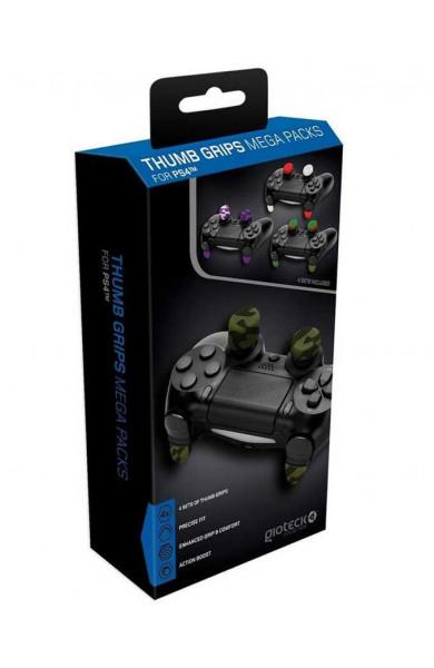 Grip Gioteck PS4 Thumb Grips Mega Pack