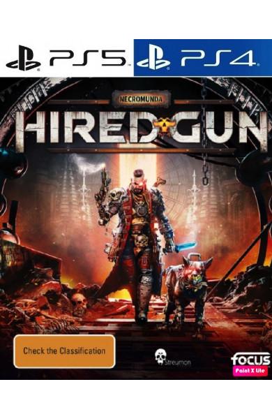 Necromunda: Hired Gun PS4 & PS5