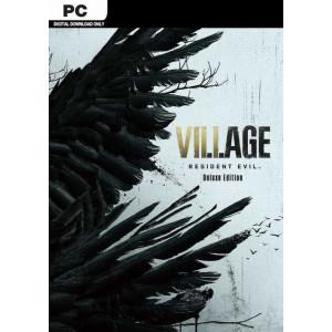 Resident Evil Village Deluxe Steam OFFLINE ONLY