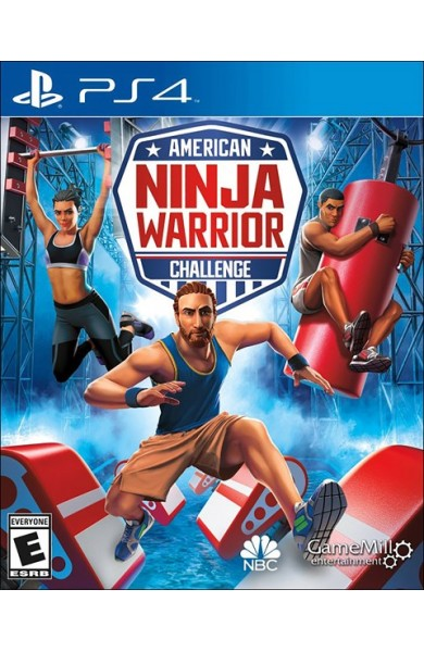 American Ninja Warrior Challenge INSTANT DOSTAVA SA PayPal/Credit Cards
