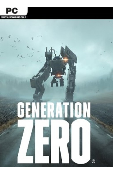 Generation Zero - Steam Global CD KEY
