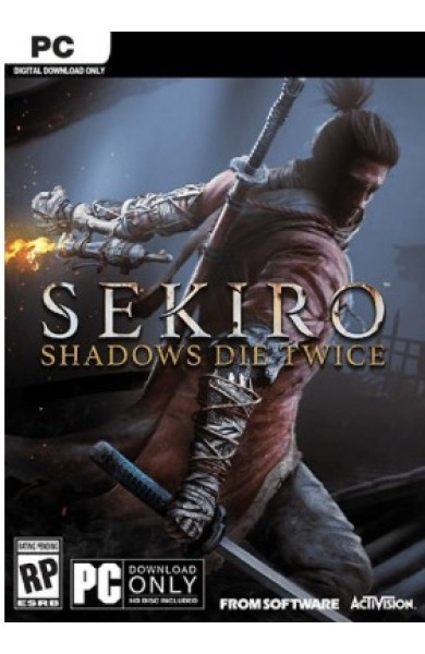 Sekiro: Shadows Die Twice - Steam Global CD KEY