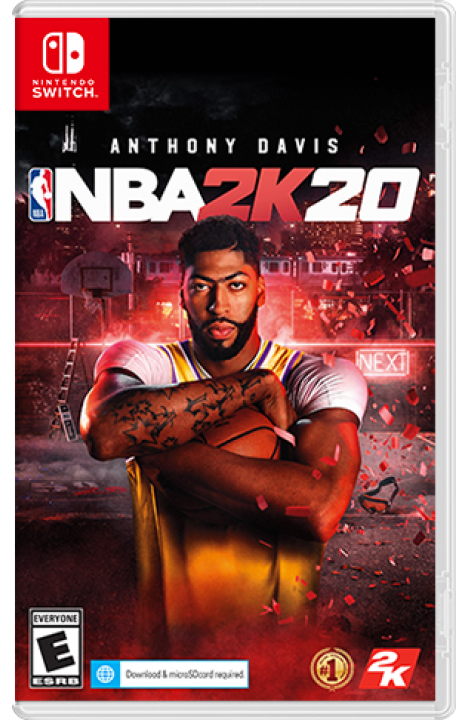 NBA 2K20 USA Digital Code Switch