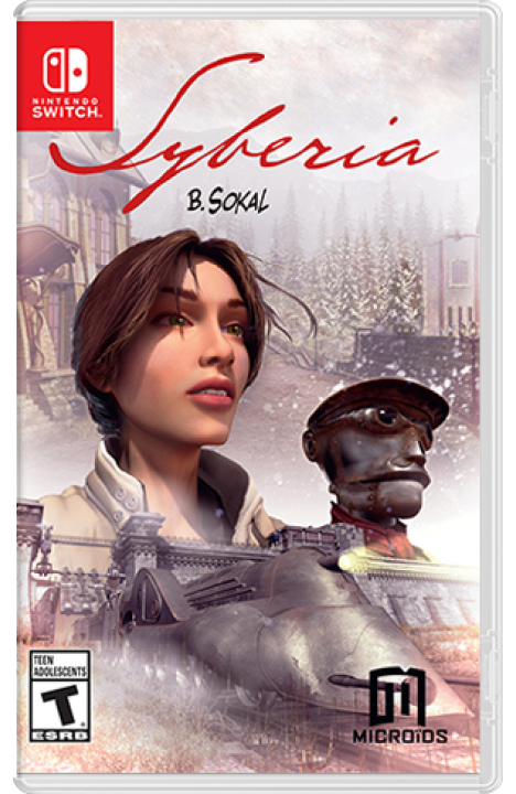 Syberia USA Digital Code Switch
