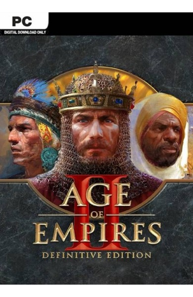Age of Empires II - Definitive Edition - Steam Global CD KEY