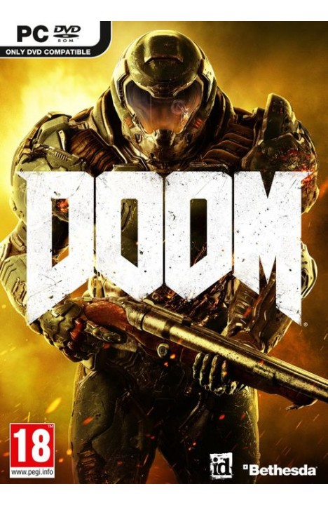 DOOM - Steam Global CD KEY