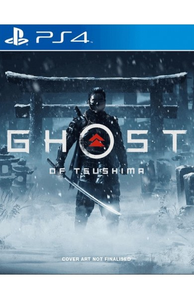 Ghost Of Tsushima - PREORDER