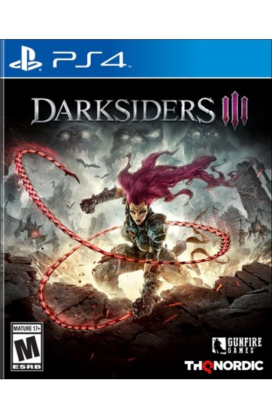Darksiders III 3 INSTANT DOSTAVA SA PayPal/Credit Cards