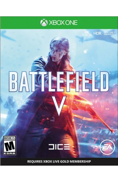 Battlefield V XBOX ONE OFFLINE ONLY