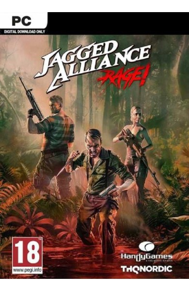 Jagged Alliance : Rage! - Steam