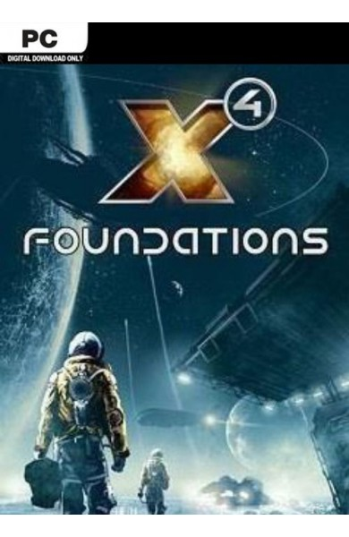 X4 : Foundations - Steam Global CD KEY