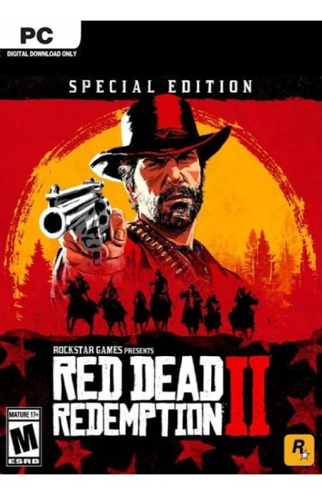 Red Dead Redemption 2 Special Edition + ONLINE (Rockstar Game Launcher) Global CD KEY
