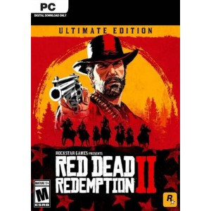 Red Dead Redemption 2 Ultimate Edition + ONLINE (Rockstar Game Launcher)