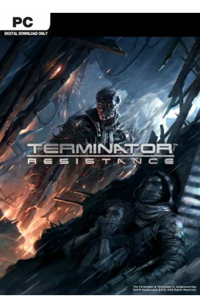Terminator: Resistance - Steam Global CD KEY