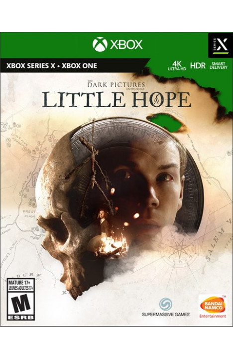 The Dark Pictures Anthology: Little Hope XBOX ONE OFFLINE ONLY