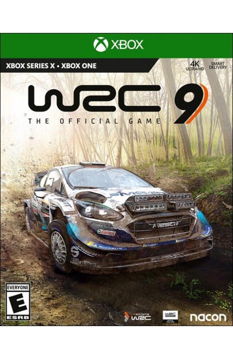 WRC 9 (XBOX ONE) OFFLINE ONLY