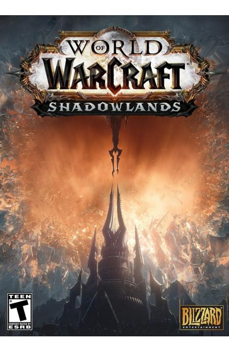 World of Warcraft: Shadowlands EU Battle.net