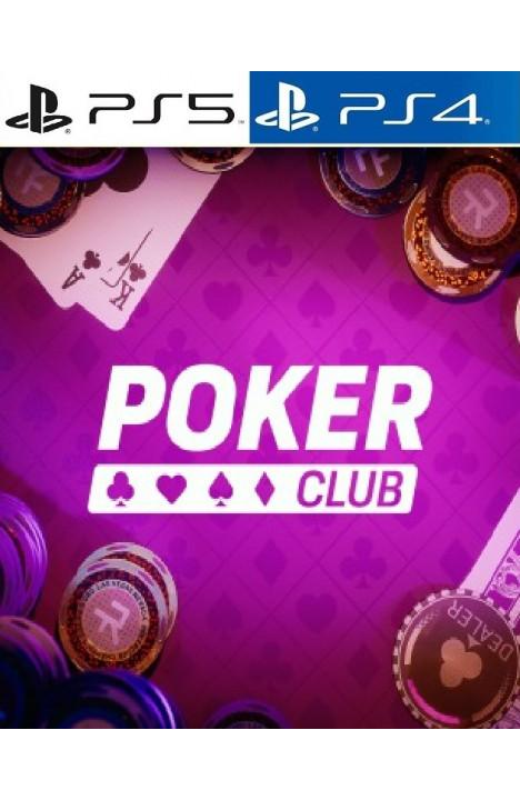 Poker Club PS4 & PS5